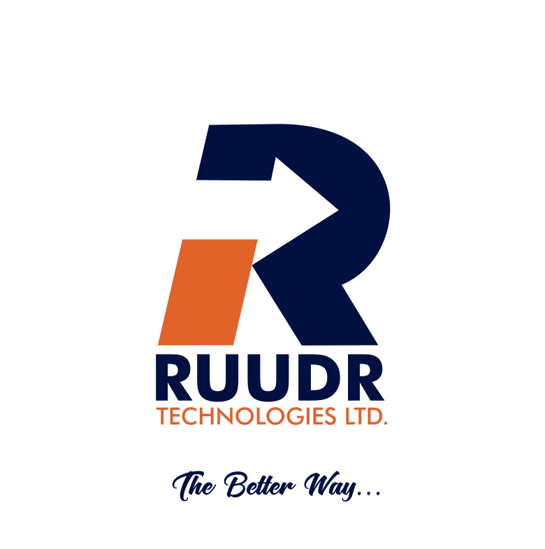 Ruudr Tech Logo design